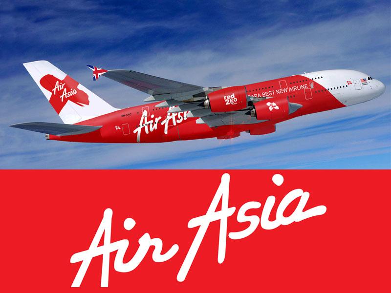 pesquisar voos baratos, airasia