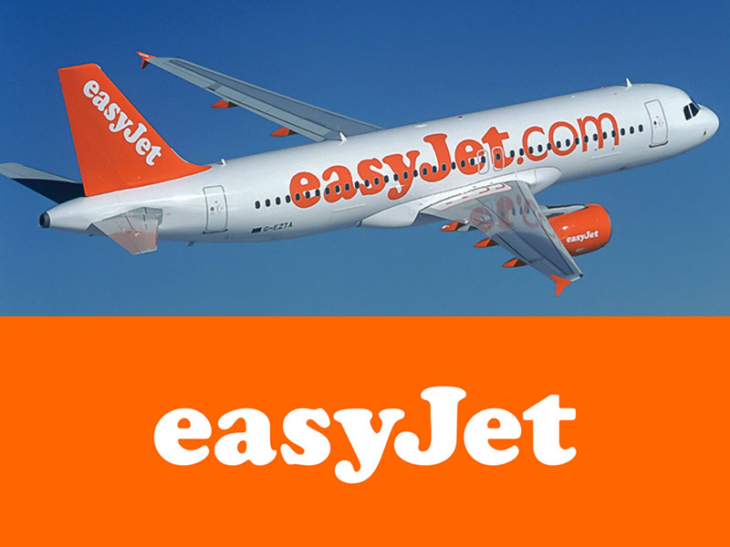 pesquisar voos baratos, easyjet