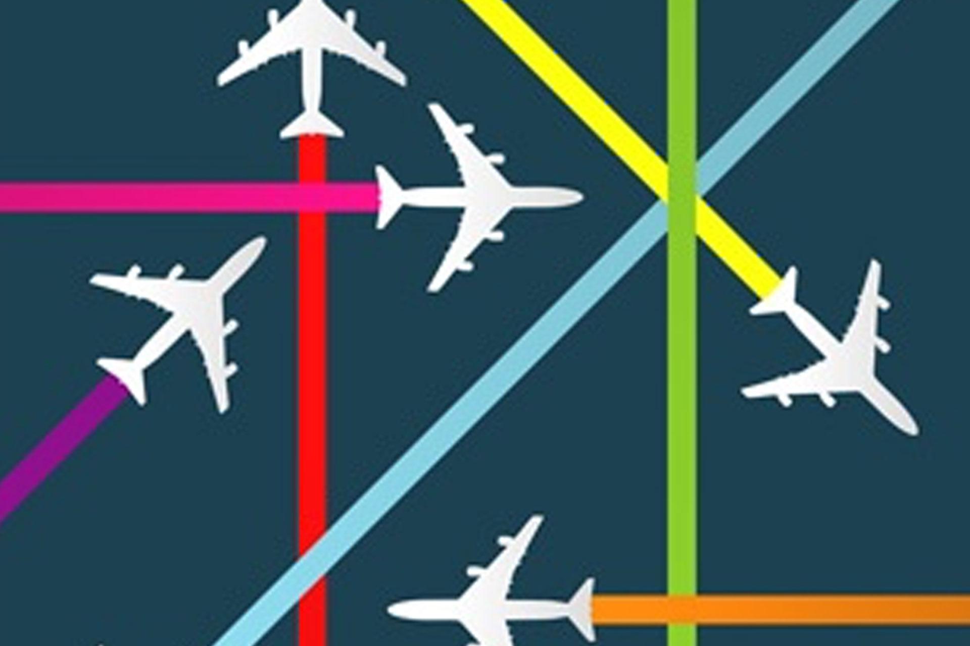 pesquisar voos baratos, rotas de voos low cost